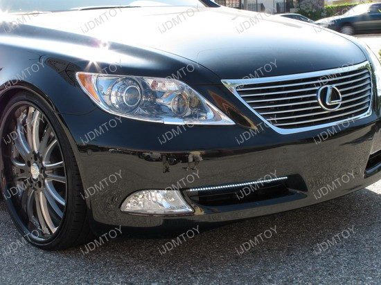 Lexus - LS - 460 - LED - audi - strip - light - 3